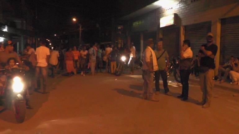 COLOMBIA: Nuevos enfrentamientos deja protesta minera en Segovia y Remedios