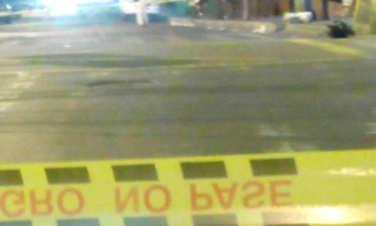 Hallan cuerpos de tres presuntos miembros de bandas criminales en el occidente de Medellín