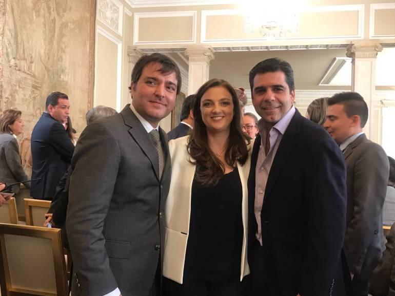 """""""Barranquilla está exportando talentos al servicio de Colombia"""": alcalde Char"""