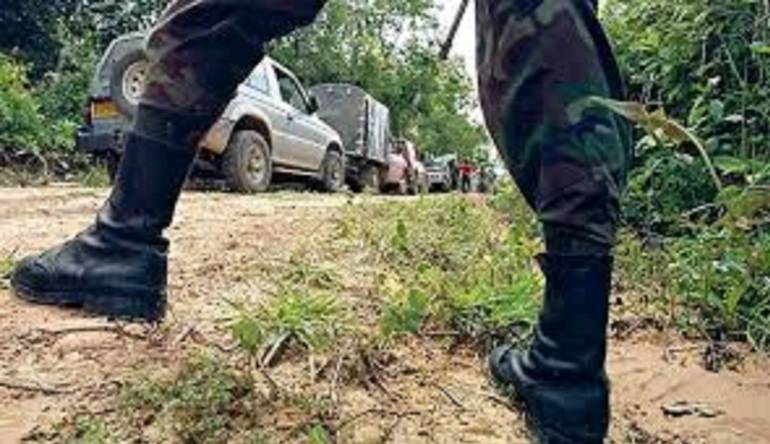 ELN: Envían a la cárcel a tres presuntos integrantes del ELN, por secuestro en el norte del Valle