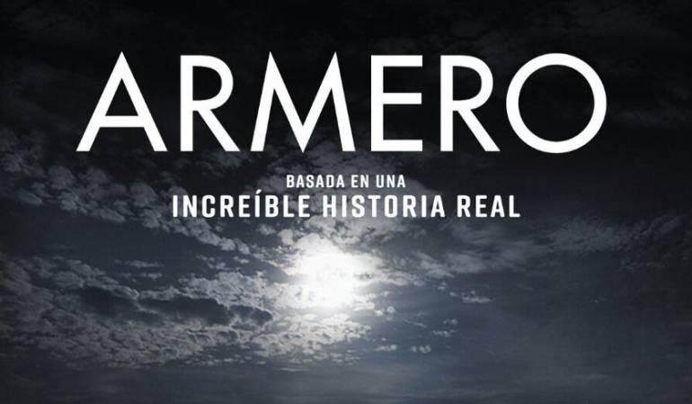 Afiche de la película Armero