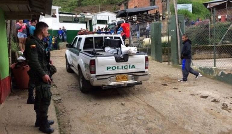 Asesinan a miliciano de las Farc cerca a Zona Veredal en Ituango