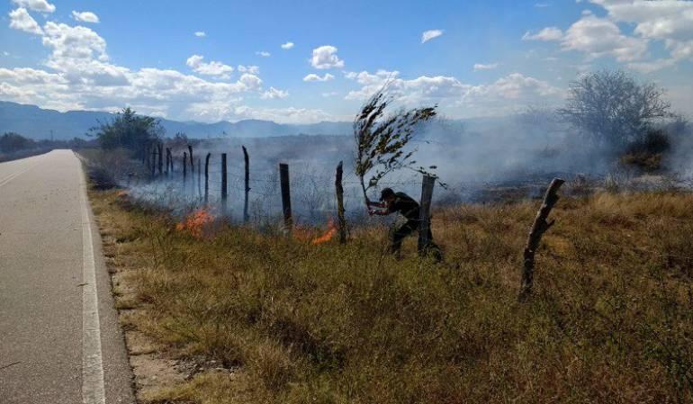 Ola de calor en Huila: Declaran alerta roja en Huila por ola de calor