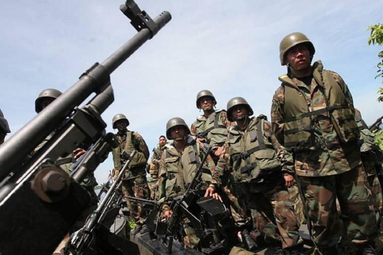 Ejército reportó combates con disidentes de Farc en Jamundí, Valle
