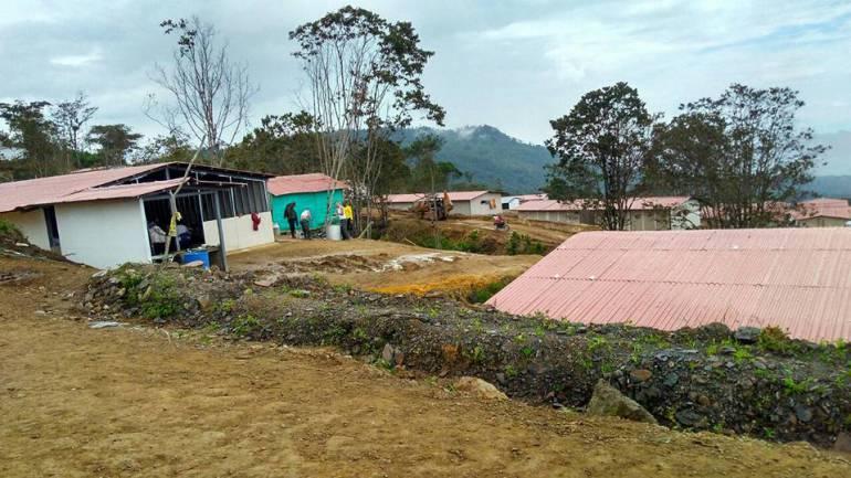 ONU retira últimos contenedores de armas de las FARC