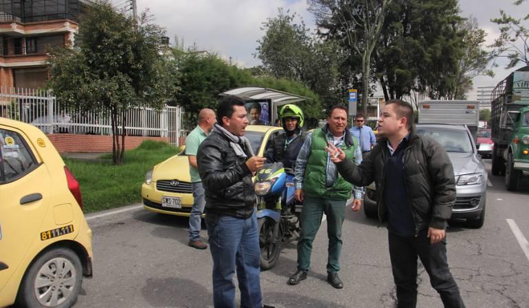 Uber taxis: Investigación a cinco empresas de taxi por enfrentamientos con Uber