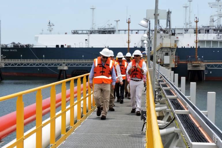 BID y gobierno de Panamá resaltan modelo de operación de terminal de regasificación: BID y gobierno de Panamá resaltan modelo de operación de terminal de regasificación