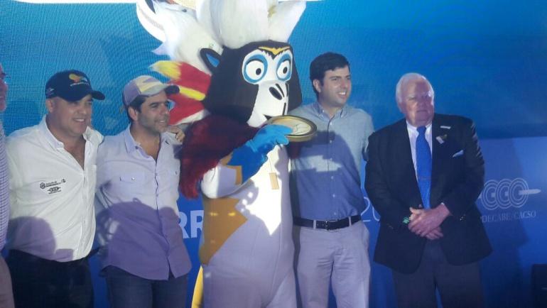"""""""Baqui"""" es el símbolo de los Juegos Centroamericanos y del Caribe 2018."""