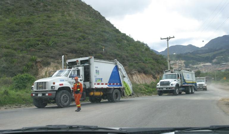 Recolección de basuras: Tarifas de aseo en Bogotá subirían hasta en un 96%