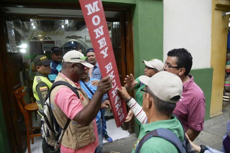 Instituto de Patrimonio y Cultura de Cartagena retira publicidad que incumple norma patrimonial: Instituto de Patrimonio y Cultura de Cartagena retira publicidad que incumple norma patrimonial