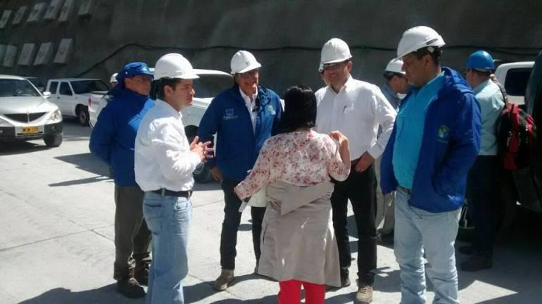 Túnel de la Línea: Todo listo para reanudar obras del Túnel de la ...