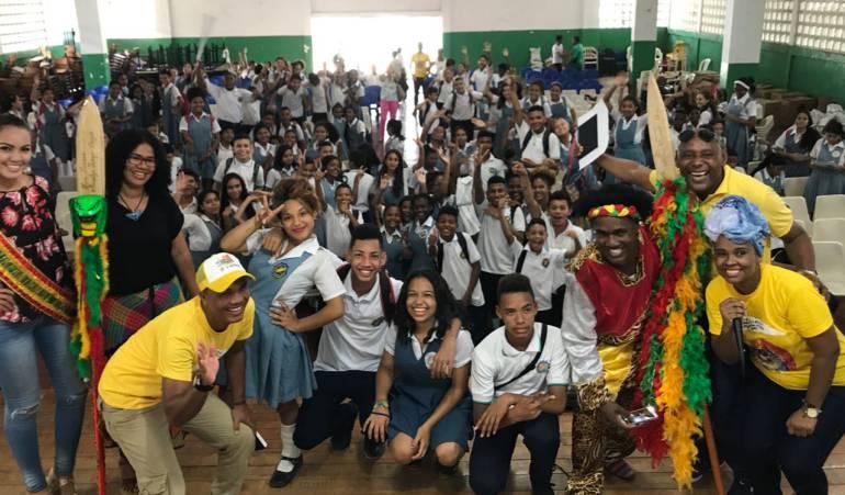 Inician talleres académicos con actores festivos de Cartagena