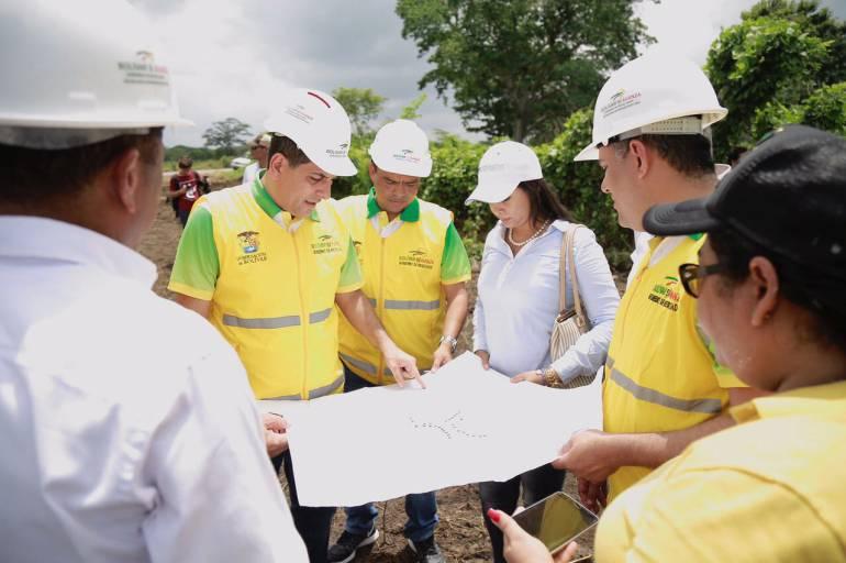 Gobernación de Bolívar ha generado 6.300 empleos con proyectos e iniciativas