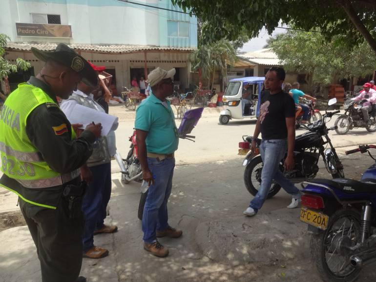103 comparendos por nuevo código de policía se han impuesto en el departamento de Bolívar: 103 comparendos por nuevo código de policía se han impuesto en el departamento de Bolívar