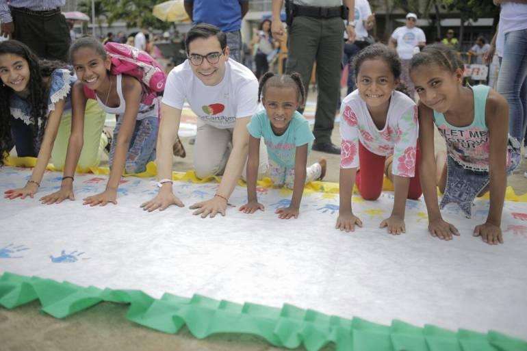 Exitosa Feria de Servicios Institucionales de la alcaldía de Cartagena: Exitosa Feria de Servicios Institucionales de la alcaldía de Cartagena