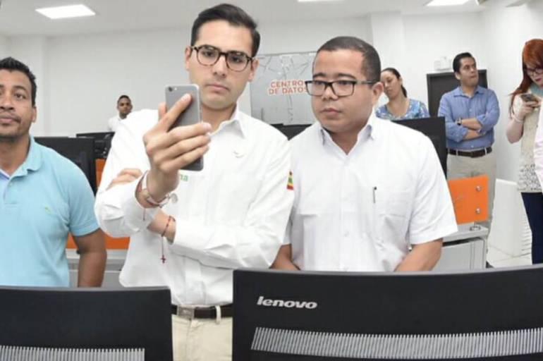 Policía de Cartagena y DATT apoyaran vigilancia del Transcaribe desde el centro de control: Policía de Cartagena y DATT apoyaran vigilancia del Transcaribe desde el centro de control