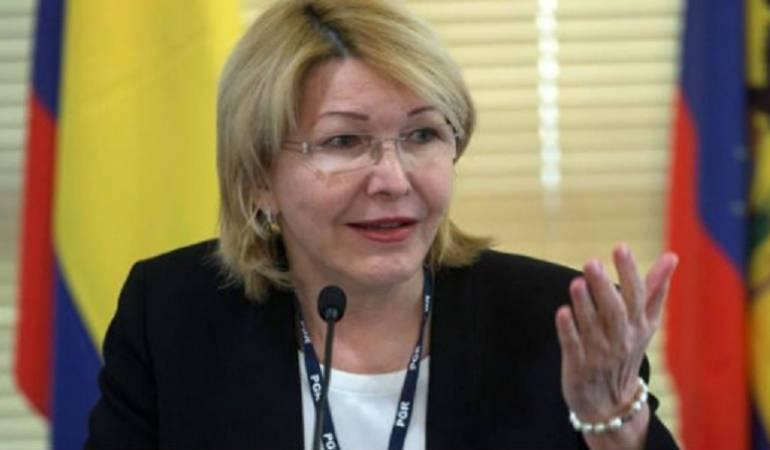 Ortega Díaz acusó a Maduro de sustraer dinero del fisco nacional — VENEZUELA