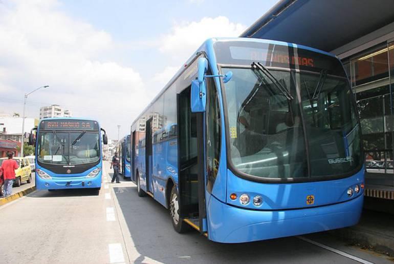 MIO: Buses del MIO podrían estar circulando con gas natural