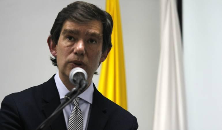 Superintendente de Sociedades, Francisco Reyes