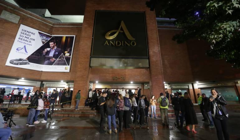 Atentado en el Centro Comercial Andino: Niegan libertad a hombre investigado por atentados en el Centro Comercial Andino