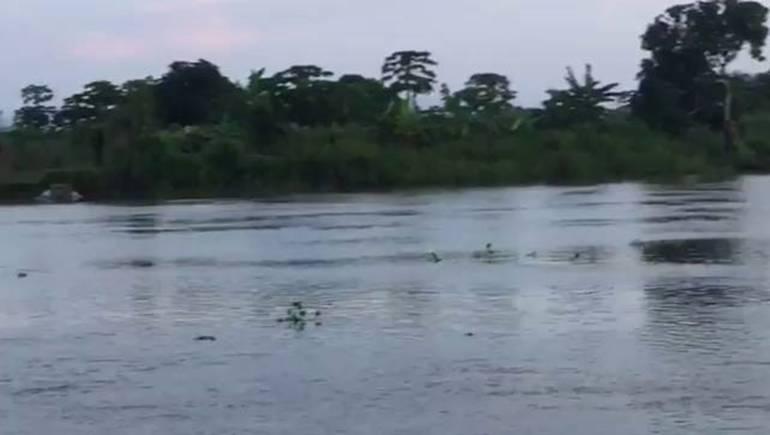 Preocupación en Mahates, Bolívar, por desbordamientos del Canal del Dique: Preocupación en Mahates, Bolívar, por desbordamientos del Canal del Dique