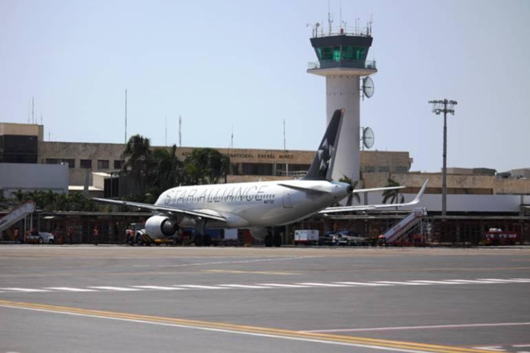 Aeropuerto de Cartagena, listo para la llegada del Santo Padre: Aeropuerto de Cartagena, listo para la llegada del Santo Padre