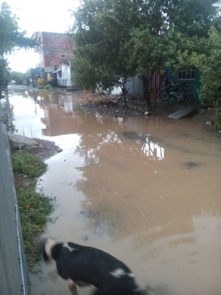 inundaciones en monteria: Por falta de herramientas en municipios de Córdoba no se ha evacuado aguas lluvias estancadas