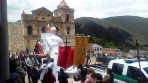 [Vídeo] En Boyacá fabricaron el 'Polipapamóvil' réplica del papa Francisco: [Vídeo] En Boyacá fabricaron el 'Polipapamóvil' réplica del papa Francisco