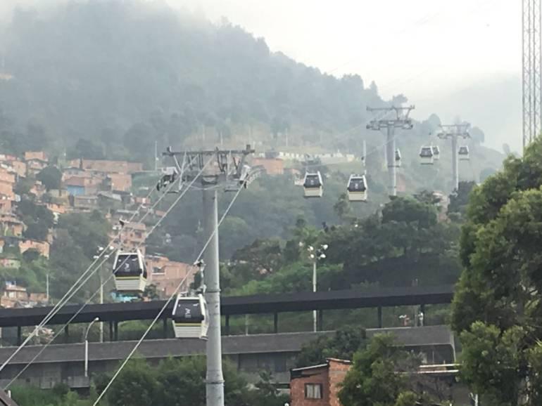 Metrocable de Miraflores solo operará desde el segundo semestre de 2018