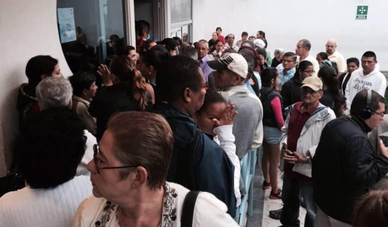 Usuarios de la EPS Coomeva ya fueron reubicados en otras prestadoras de salud