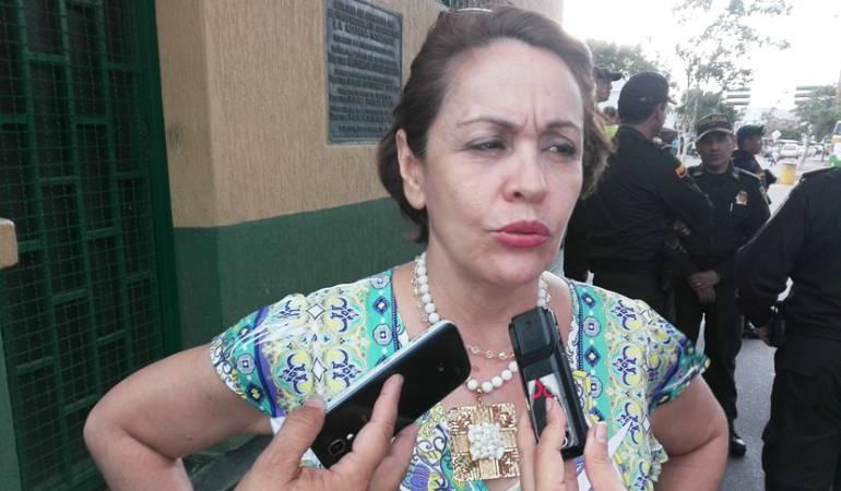 Gladys Navarro Uribe directora ejecutiva de Fenalco en Norte de Santander
