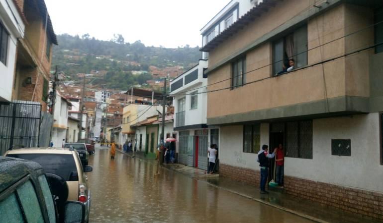 Se inicia monitoreo por lluvias en la región