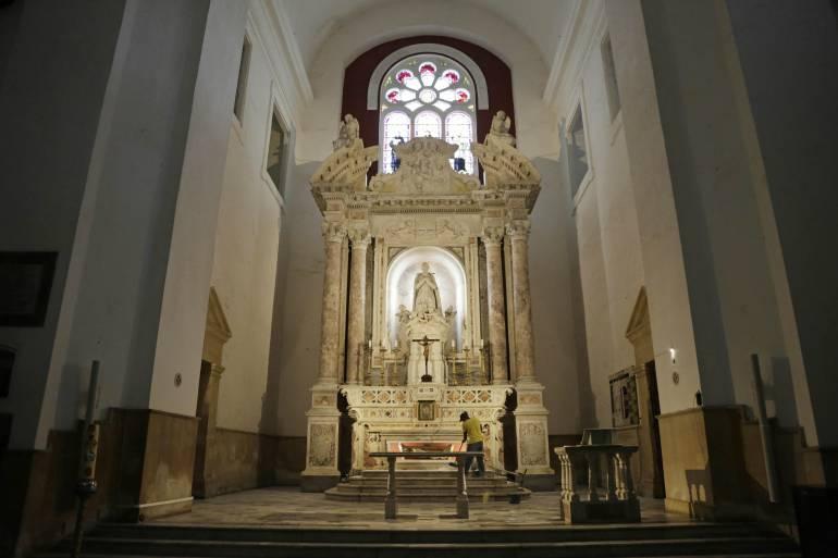 Papa Francisco viaja este miércoles a Colombia