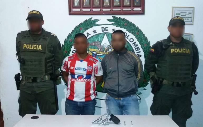 Operativos de control dejan cinco capturados en Cartagena