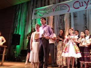 El centro de convenciones de Armenia fue el epicentro del talento de estos niños