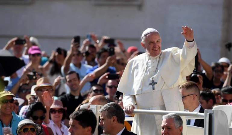 visita del papa Francisco en Bogotá: Estas son las medidas de seguridad y movilidad para la visita del papa en Bogotá