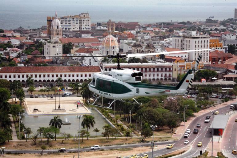 Destacan organización de Cartagena para recibir visita del papa Francisco: Destacan organización de Cartagena para recibir visita del papa Francisco