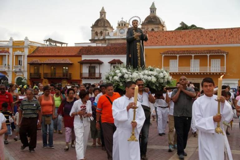 Cristo roto y amputado de Bojayá es más cristo aún: papa Francisco