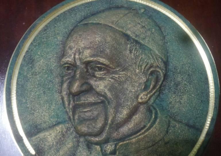 Papa Francisco visita Cartagena en su último día en Colombia #10Sep