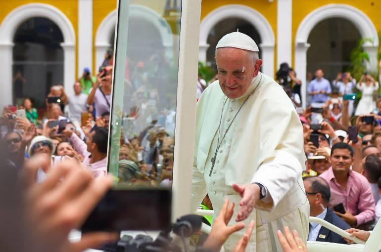 Esperamos que a los gobernantes no se les olvide el mensaje del Papa Francisco: Campesinos: Esperamos que a los gobernantes no se les olvide el mensaje del papa Francisco: campesinos