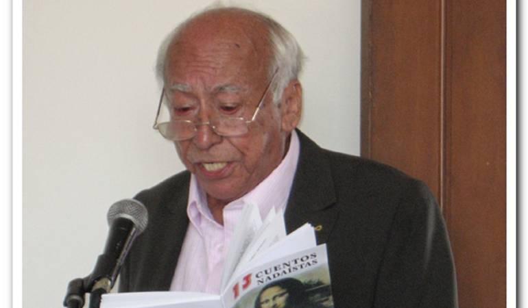 Elmo Valencia: Falleció el poeta nadaista Elmo Valencia