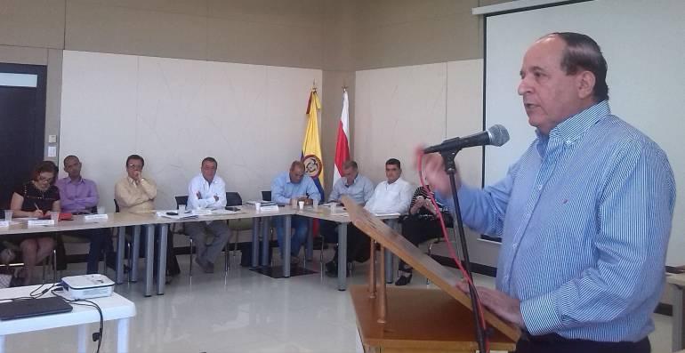Senador Alvaro  Ashton
