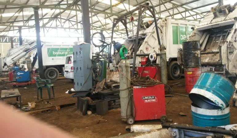 camiones de basura Bogotá concejales: Falta de planeación es la causa de los daños en los camiones de basura: concejales