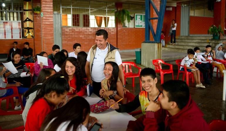 Colegios distritales de Bogotá: Inician matriculas en colegios distritales de Bogotá