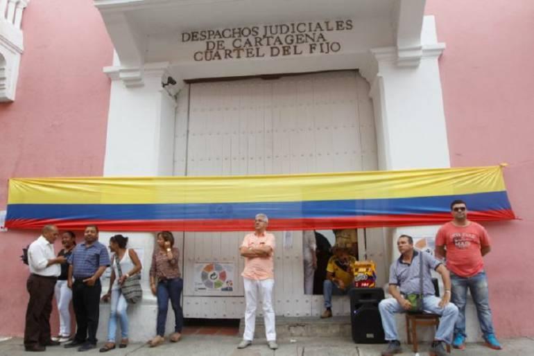 Veeduría de Cartagena denuncia a fiscal delegado ante la Corte Suprema