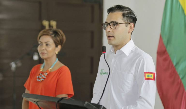 Alcaldía de Cartagena entregó balance de la visita del papa Francisco