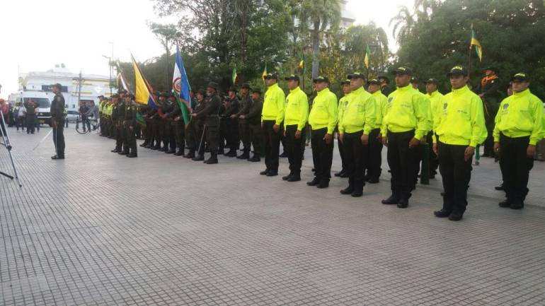 En Tierralta-Córdoba,uniformados de la policía fueron atacados