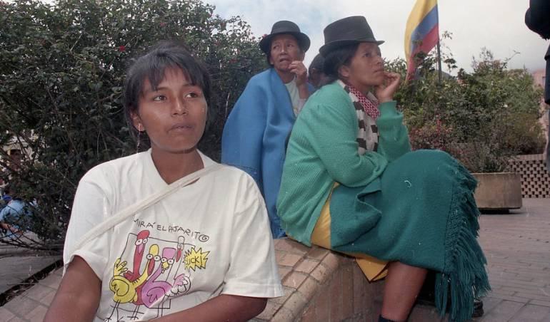 desplazadas Iscuande: 38 familias salen desplazadas en Iscuande por enfrentamientos armados
