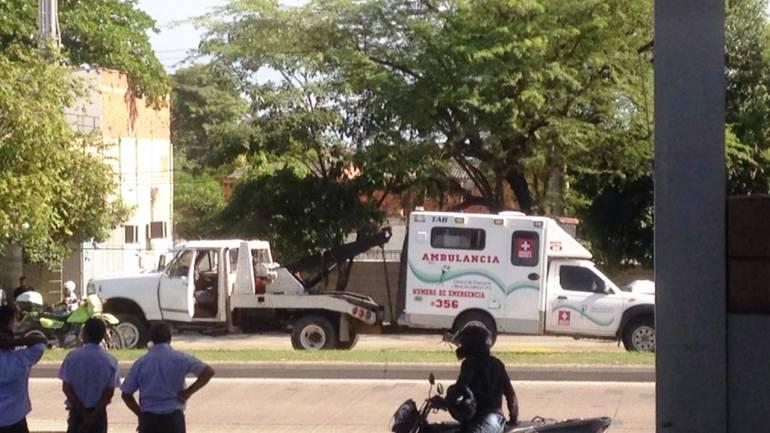 Investigan clínica que tenía adscrita ambulancia que causo muerte de estudiante del Sena: Investigan clínica que tenía adscrita ambulancia que causo muerte de estudiante del Sena