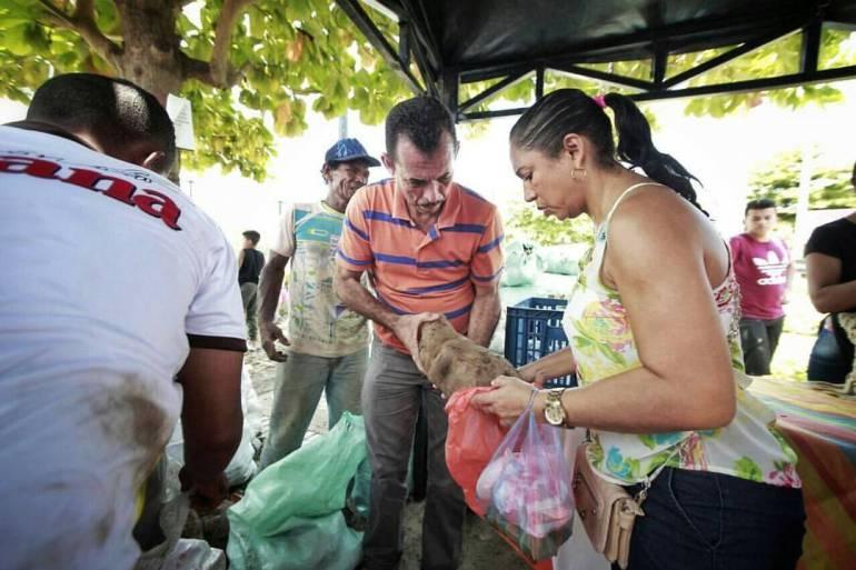 """""""Ñametón"""" sábado y domingo en el Parque Espíritu del Manglar en Cartagena: """"Ñametón"""" sábado y domingo en el Parque Espíritu del Manglar en Cartagena"""